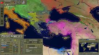Supreme Ruler Ultimate | The Great War | Multiplayer | Ottomans | Part 1