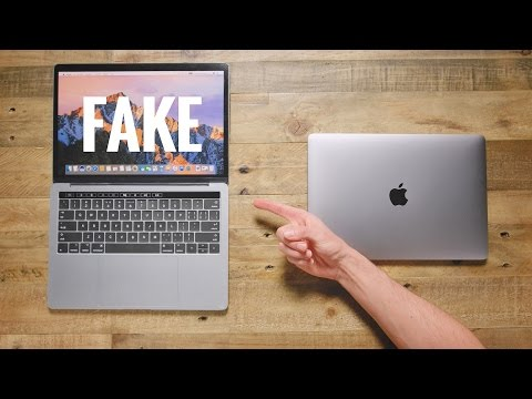 50 Fake MacBook Pro vs 1 500 MacBook Pro