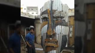 Aziz Aalwan  /  artiste