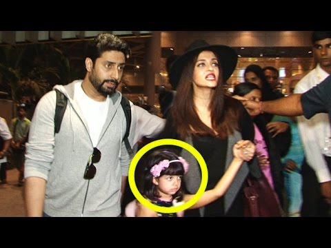 Xxx Mp4 Aishwarya Rai S Daughter Aaradhya Bachchan Gets Scared Of Reporters At Airport 3gp Sex