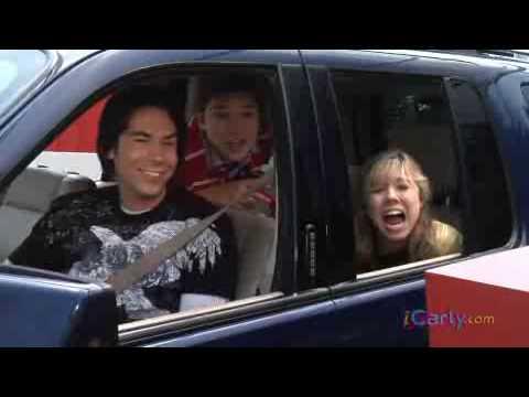 iCarly iDrive Thru Three Airhorns