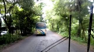 Noakhali Himachol Bus vs Dhaka express ,What a extraordinary overtaking by a Old driver.
