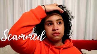 I GOT SCAMMED | Storytime | South African Youtuber