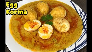 Egg Korma Recipe / Egg Korma Shadiyo Wala By Yasmin's Cooking