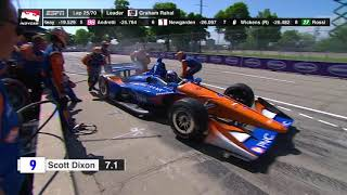 FAST FORWARD: 2018 Chevrolet Detroit Grand Prix presented by Lear Race 1