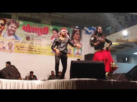 Xxx Mp4 Ajay Kumar Khesari Lal Yadav Anjana Singh Stage Show Holi 2018 Dhamaka 3gp Sex