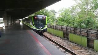 Metro in Yerevan, Armenia.