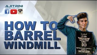 Lil Zoo / How to Barrel windmill / Aji Trini شرح