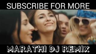 HATALA DHARLAYA YA Marathi Dj International Mix   LATEST   SUPERHITS   MARATHI DJ SONGS   2016 HITS