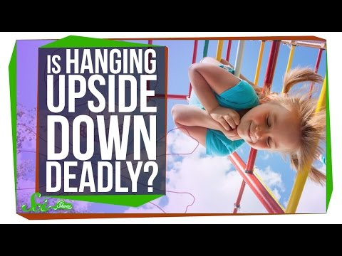 Can Hanging Upside Down Kill You