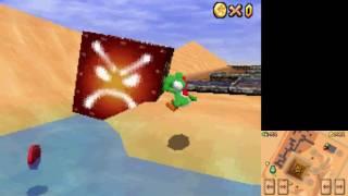 Super Mario 64 DS - Infinite Coins in SSL