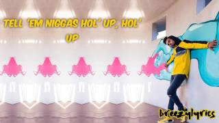 French Montana - Hold Up (feat. Chris Brown, Quavo & Takeoff) | Lyric Video