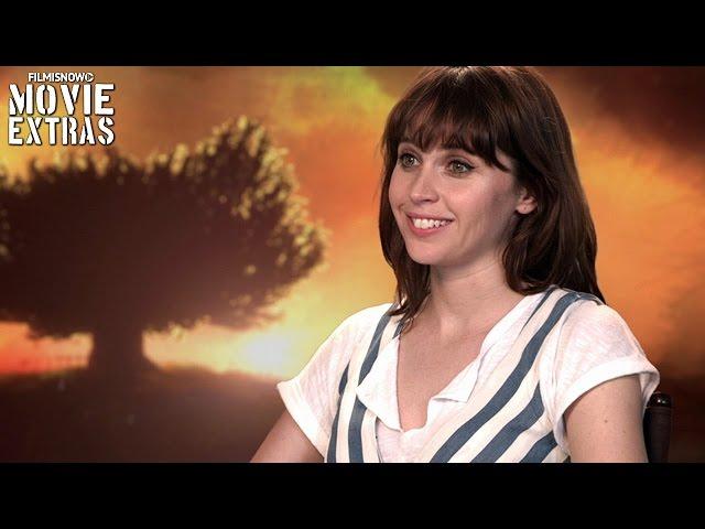 A Monster Calls | On-set visit with Felicity Jones 'Mum'