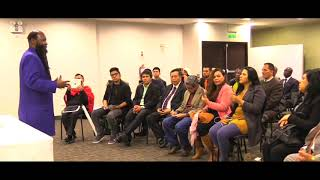 October 24, 2018 Prophecy - Visitation of Open Heavens coming to Lima, Peru   Prophet Dr  Owuor