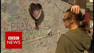 "Grenfell Fire: ""We do want to see someone held accountable"" - BBC News"