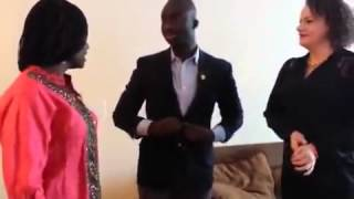 Oyinbo Speaking Yoruba