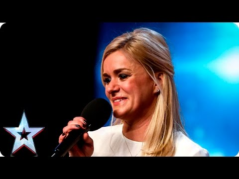 Rachael delivers a faultless audition | Auditions Week 5 | Britain's Got Talent 2016