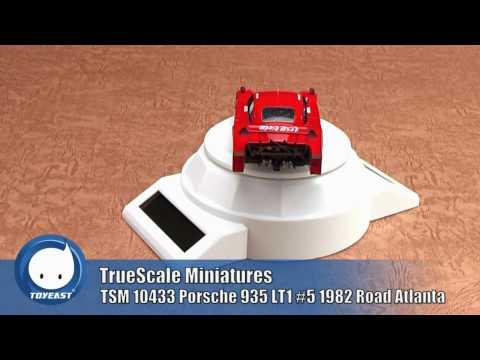 TrueScale Miniatures- TSM 10433 Porsche 935 LT1 #5 1982 Road Atlanta