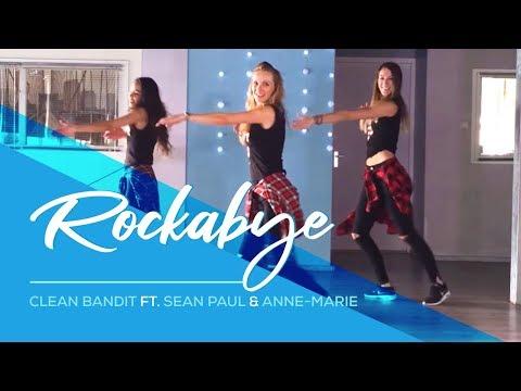 Rockabye - Clean Bandit - Sean Paul - Anne-marie -Easy Fitness Dance Choreography