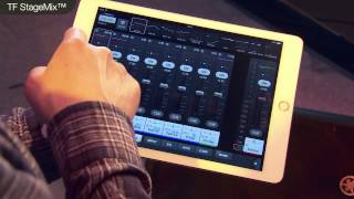 Yamaha TF Series Tutorial Video: Editors and Apps