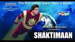 Hamara Hero Shaktimaan (2013) | Hindi Full Movie | Mukesh Khanna |  Manasi Salvi  | Surendra Pal