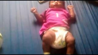Iyanuoluwa Odukoya at 2 months