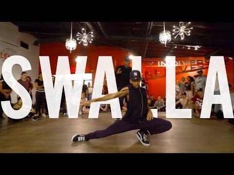 Jason Derulo Swalla Choreography by Tricia Miranda x Ashanti Ledon