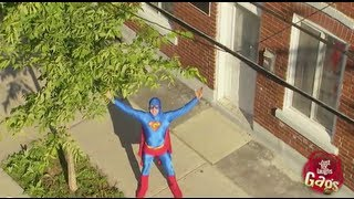 Real Life Superman IRL