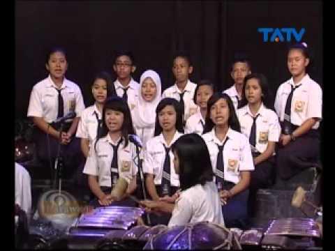 Lesung Jumengglung (SMP N 1 Wuryantoro Wonogiri) - Part 2 - Karawitan TATV 26/07/2015