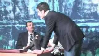 Oğuzhan Şekeroğlu,Elazığ Espirin Tiyatrosu--Resmi Daire