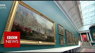 The National Gallery of Ireland has reopened  - BBC News