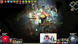 One Take Builds - 2.2 Ascendancy Facebreaker Juggernaut Ice Crash Part 3 (Final) - Red Map Viable