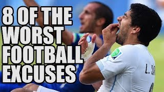 8 Of The WORST Excuses In Football History