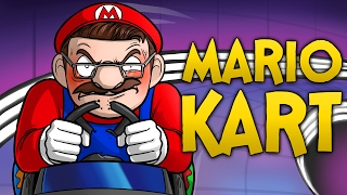 THE SALT IS REAL!! - Mario Kart 8 Funny Moments