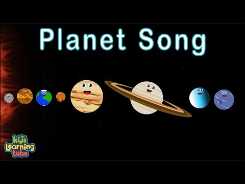 Planets Song for Kids / Solar