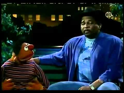 Sesame Street Ernie and Aaron Neville I Don t Want To Live On The Moon