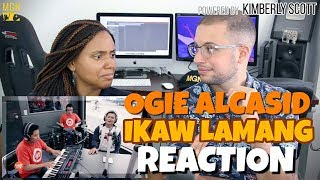 Ogie Alcasid - Ikaw Lamang | REACTION