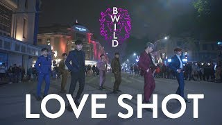 """[KPOP IN PUBLIC CHALLENGE] EXO 엑소 """"Love Shot"""" Dance Cover By B-Wild From Vietnam"""
