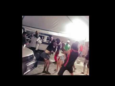 Xxx Mp4 Melanie AKA Honeybee Performs Roll Up De Tassa Live At Bar Launch In Trinidad 3gp Sex