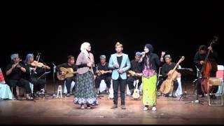 Revolusi Musik Bambu 2 - Fernando - JJOK-Bambu (Lala - Diena - Irsha) [HD]