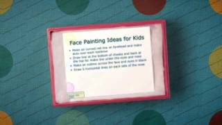 Face Painting Ideas for Kids and Adults