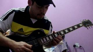 Damned For All Time  Blind Guardian Guitar Cover With Solos 11 Of 118