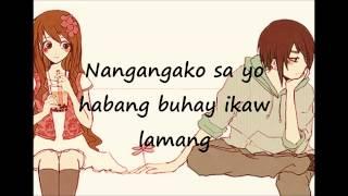 Tamang Panahon by Wynn Andrada  (with lyrics)
