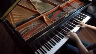 Skyreach Akame ga Kill OP PIANO COVER