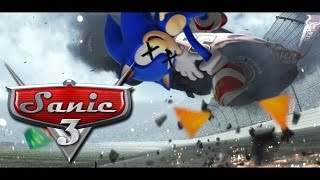 Sanic 3 Teaser (Cars 3 Parody Trailer)