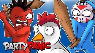 Party Panic - GETTING ALL THE TROPHIES! (IT'S ALL MINE!!!!)