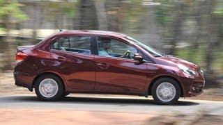 Honda Amaze India | Comprehensive Review | Autocar India