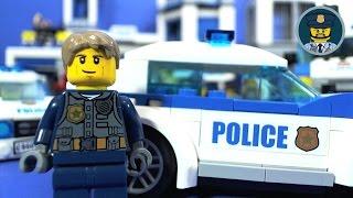 LEGO City Police Stop Motion Films