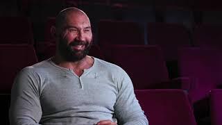 Final Score (2018) - Dave Bautista interview (HD)