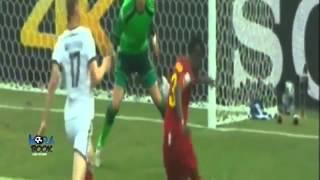 أهداف مباراة ألمانيا وغانا 2 2 كأس العالم 2014 HD